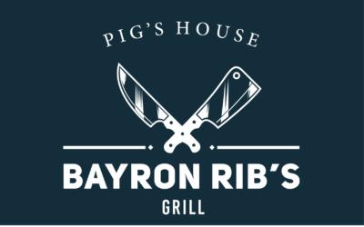 Logo | Bayron Rib's
