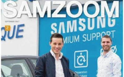 Work | Samsung Belgium